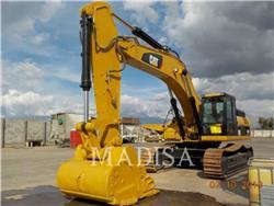 Caterpillar 336DL, Escavadoras de rastos, Equipamentos Construção