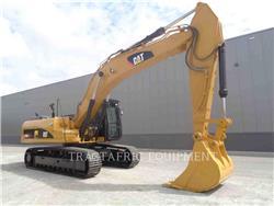Caterpillar 336DLN, Pelle sur chenilles, Équipement De Construction