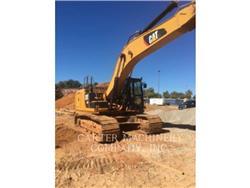 Caterpillar 336EL 12HY, Excavatoare pe senile, Constructii