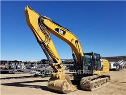 Caterpillar 336EL H TC, Crawler Excavators, Construction
