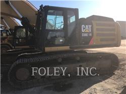 Caterpillar 336EL TC, Escavadoras de rastos, Equipamentos Construção