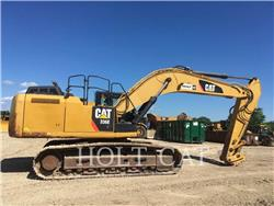 Caterpillar 336EL TC, Crawler Excavators, Construction