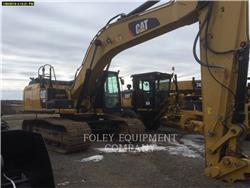 Caterpillar 336EL12, Excavadoras de cadenas, Construcción