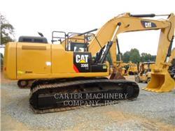 Caterpillar 336ELH, Escavatori cingolati, Attrezzature Da Costruzione
