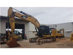 Caterpillar 336ELN, Crawler Excavators, Construction