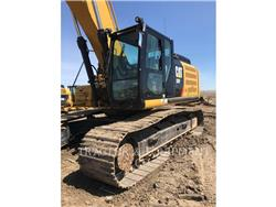Caterpillar 336F L, Crawler Excavators, Construction