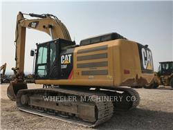 Caterpillar 336F L, Crawler Excavators, Construction