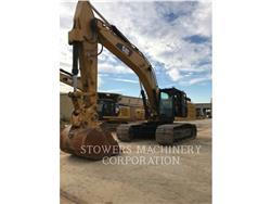 Caterpillar 336F XE, Crawler Excavators, Construction