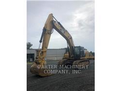 Caterpillar 336FL 12CF, Escavadoras de rastos, Equipamentos Construção