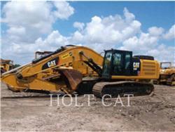 Caterpillar 336FL, Koparki gąsienicowe, Sprzęt budowlany