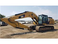 Caterpillar 336FL HMR, Crawler Excavators, Construction