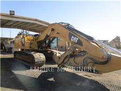 Caterpillar 336FL P, Excavatoare pe senile, Constructii