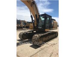 Caterpillar 336FL TC, Excavadoras de cadenas, Construcción