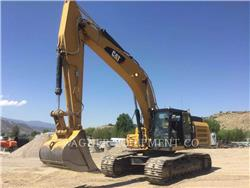 Caterpillar 336FL TCIR, Crawler Excavators, Construction