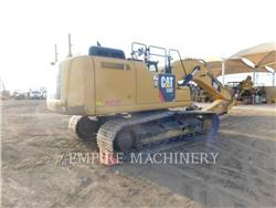 Caterpillar 336FL TR, Pelle sur chenilles, Équipement De Construction