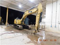 Caterpillar 336FL XE, Crawler Excavators, Construction
