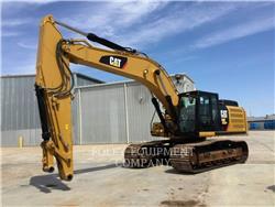 Caterpillar 336FL12, Pelle sur chenilles, Équipement De Construction
