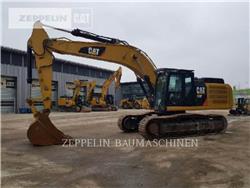 Caterpillar 336FLN, Escavadoras de rastos, Equipamentos Construção