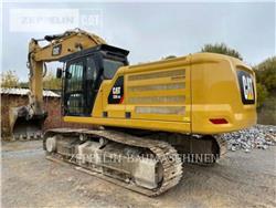 Caterpillar 336GC, Crawler Excavators, Construction
