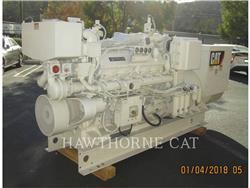 Caterpillar 3412C、舶用 - 補助、建設