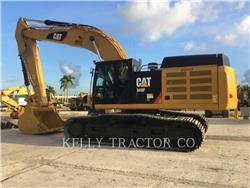 Caterpillar 349 F L (REACH - FIX U/C), Crawler Excavators, Construction