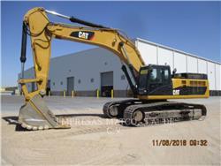 Caterpillar 349DL, Crawler Excavators, Construction