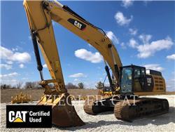 Caterpillar 349E, Pelle sur chenilles, Équipement De Construction