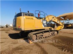 Caterpillar 349EL ST, Excavatoare pe senile, Constructii