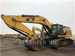 Caterpillar 349EL VG, Crawler Excavators, Construction