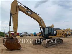 Caterpillar 349ELVG, Raupenbagger, Bau-Und Bergbauausrüstung