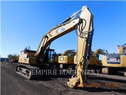 Caterpillar 349FL P, Excavadoras de cadenas, Construcción