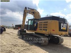Caterpillar 349FL12, Crawler Excavators, Construction