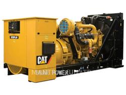 Caterpillar 3512, стационарные генераторные установки, Строительное