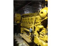 Caterpillar 3512 MAR, Petroleum Engines, Construction