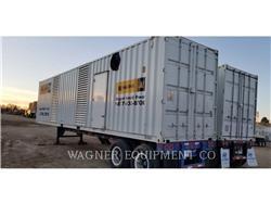 Caterpillar 3512B, groupes électrogènes mobiles, Équipement De Construction