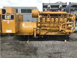 Caterpillar 3512B, Seturi de Generatoare Diesel, Constructii