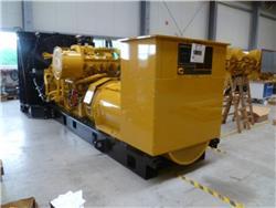 Caterpillar 3512BHD, Stationary Generator Sets, Construction