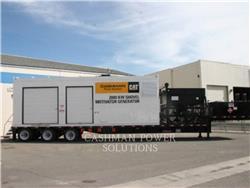 Caterpillar 3516, передвижные генераторные установки, Строительное