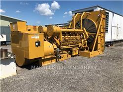 Caterpillar 3516, Seturi de Generatoare Diesel, Constructii