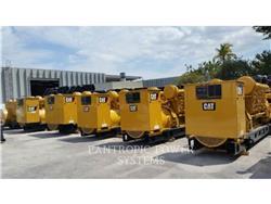 Caterpillar 3516B, Groupes électrogènes Stationnaires, Équipement De Construction
