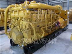 Caterpillar 3516BHD, Stacjonarne Zestawy Generatorów, Sprzęt budowlany