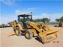 Caterpillar 415F2 4EO, buldoexcavatoare, Constructii
