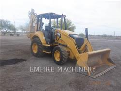 Caterpillar 415F2 HRC, baggerlader, Bau-Und Bergbauausrüstung
