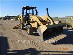 Caterpillar 415F2 HRC, retroescavadeiras, Equipamentos Construção