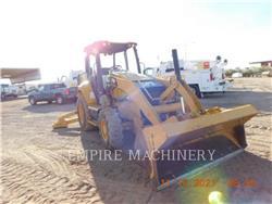 Caterpillar 416F2 4EO, koparko-ładowarki, Sprzęt budowlany