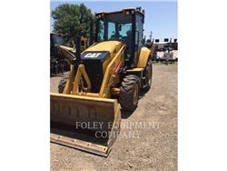 Caterpillar 416F2, baggerlader, Bau-Und Bergbauausrüstung