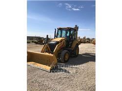 Caterpillar 416F2, backhoe loader, Construction