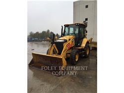 Caterpillar 416F2, buldoexcavatoare, Constructii