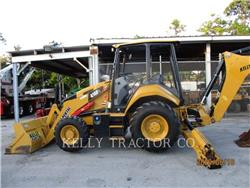 Caterpillar 416F2ST、反铲装载机、建筑设备