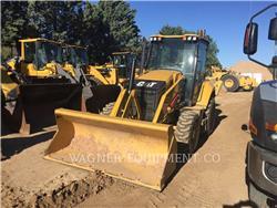 Caterpillar 416F2ST - backhoe loader - Construction